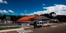 Aeropuerto de Cajamarca – Mayor General FAP Armando Revoredo Iglesias