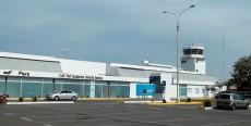 Aeropuerto de Piura – Internacional Capitán FAP Guillermo Concha Iberico