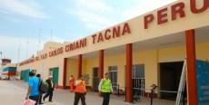Aeropuerto de Tacna – Internacional Coronel FAP Carlos Ciriani Santa Rosa