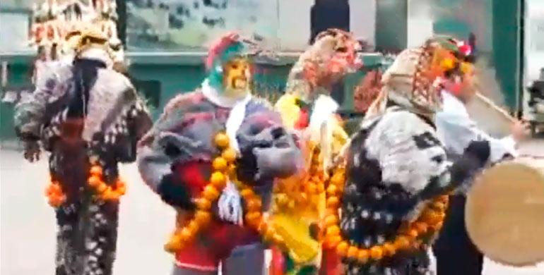 Ashnu danza