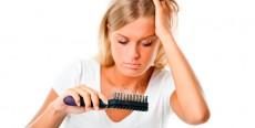 Alopecia o caída de cabello