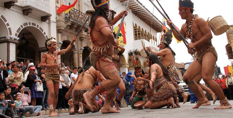 Danza Amazonas