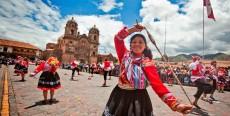 Danza Carnaval Cusqueño