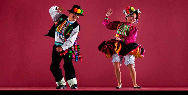 Danza el Huayno