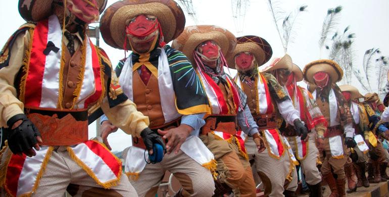 Danza la Huaylía
