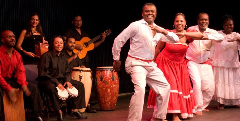 Danza Samba Lando