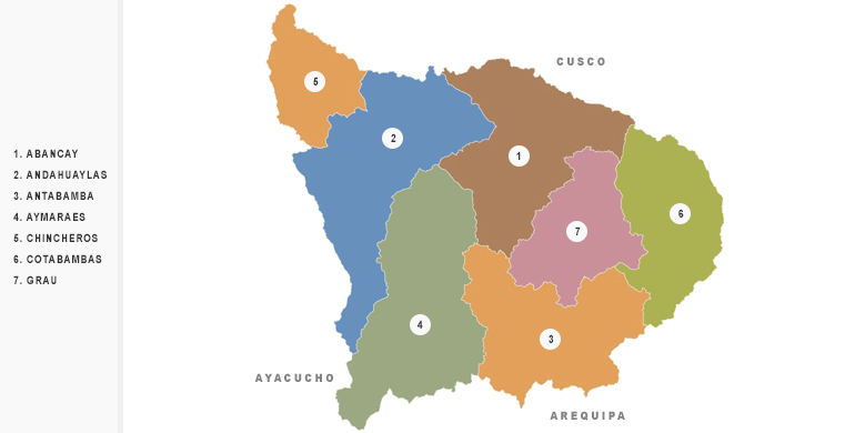 provincias-apurimac