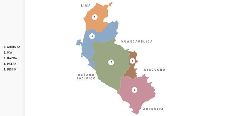 Provincia de Nazca