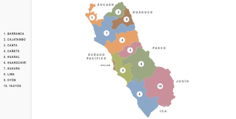 Provincia de Yauyos