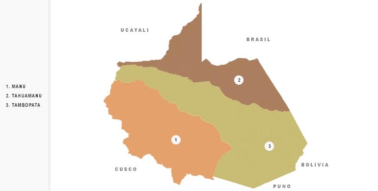 Provincia de Tahuamanu