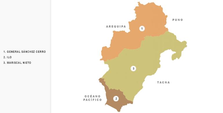 Provincia de Ilo