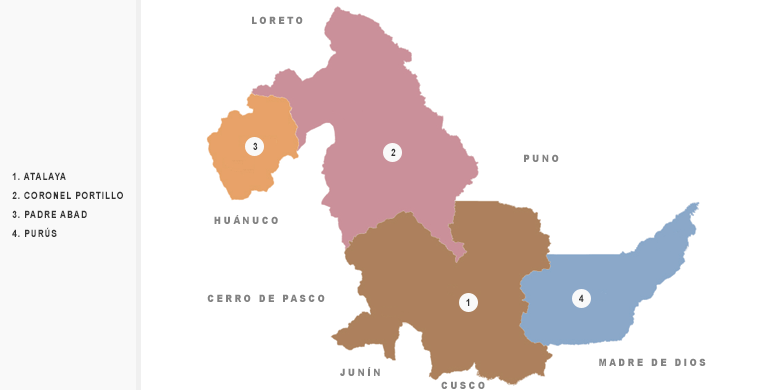 Provincia de Coronel Portillo