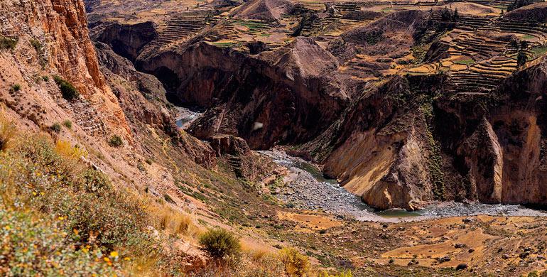 Río Camaná
