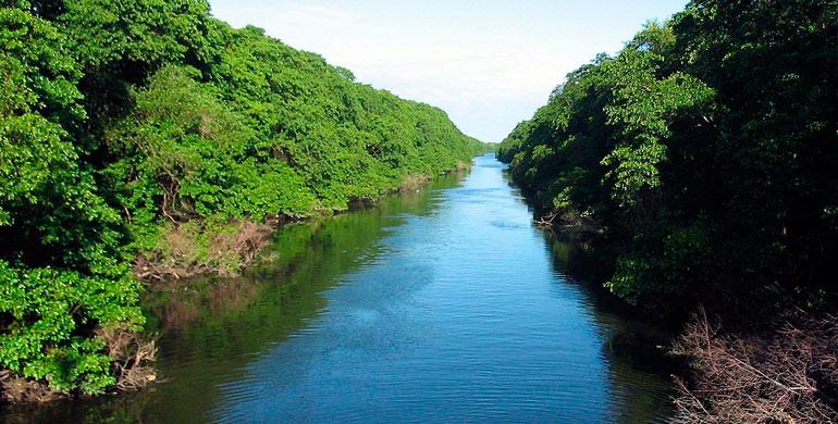 Río Fortaleza