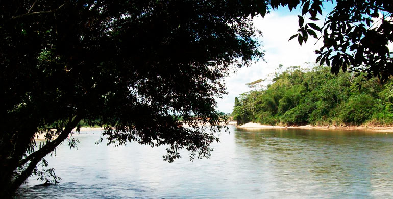 Río Güepí