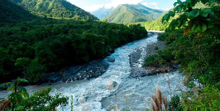 Río Inambari