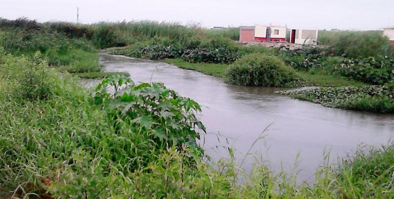 Río Lacramarca