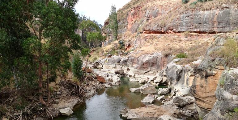 Río Lauricocha