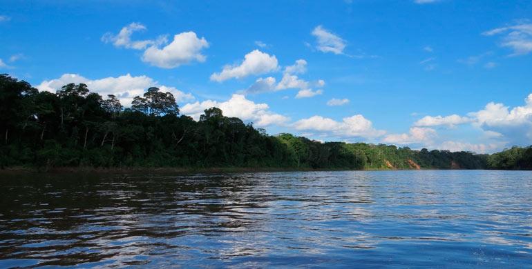 Resultado de imagen para río Tambopata