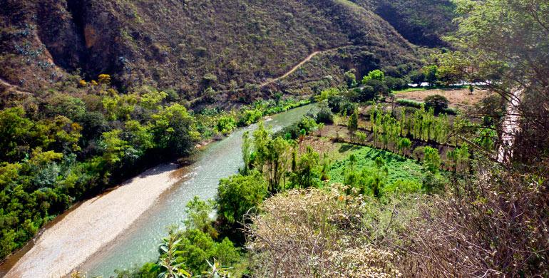 Río Utcubamba