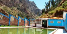 Aguas termales de Tambochaca