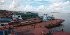 Aniversario de Fundación del Puerto Fluvial de Iquitos sobre el Amazonas
