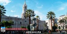 Calendario Festivo de Arequipa