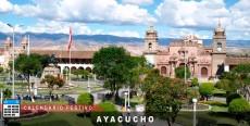 Calendario Festivo de Ayacucho