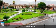 Calendario Festivo de Cajamarca