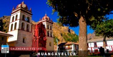 Calendario Festivo de Huancavelica