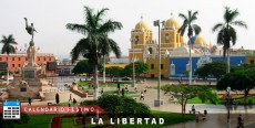 Calendario Festivo de La Libertad