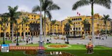 Calendario Festivo de Lima