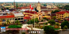 Calendario Festivo de Loreto