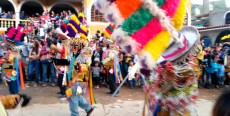 Carnaval de Tomayquichua