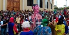 Carnaval en Lamas