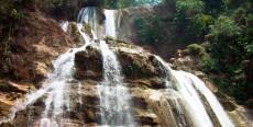 Catarata de Bayoz y Catarata Velo de la Novia