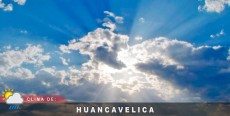 Clima de Huancavelica