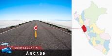 Cómo llegar a Áncash