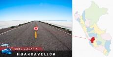 Cómo llegar a Huancavelica