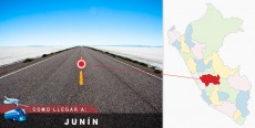 Cómo llegar a Junín