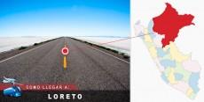 Cómo llegar a Loreto