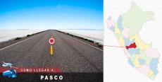 Cómo llegar a Pasco