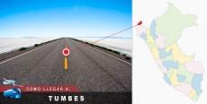 Cómo llegar a Tumbes