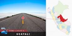 Cómo llegar a Ucayali