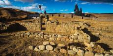 Complejo arqueológico de Uchkus Inkañan