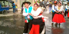 Festival de Carnavales en Moquegua