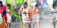 Fiesta de Carnavales en Tacna