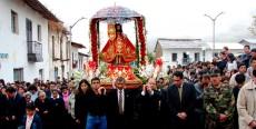 Fiesta de San Juan Bautista en Cajamarca