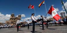 Fiestas Patrias en Cusco