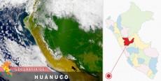 Geografía de Huánuco